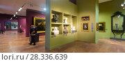 Купить «Exposition of Hungarian National Gallery», фото № 28336639, снято 29 октября 2017 г. (c) Яков Филимонов / Фотобанк Лори