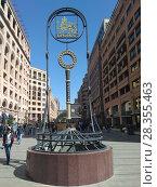 Купить «На улице Еревана», фото № 28355463, снято 1 мая 2018 г. (c) Агата Терентьева / Фотобанк Лори