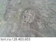 Купить «Руины Кондуйского дворца», фото № 28403603, снято 12 мая 2018 г. (c) Геннадий Соловьев / Фотобанк Лори