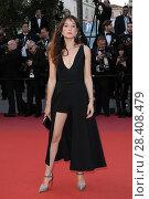 Купить «Anais Demoustier during 'Le Grand Bain' premiere, 71st Cannes Film Festival, Cannes 13 May 2018.», фото № 28408479, снято 13 мая 2018 г. (c) age Fotostock / Фотобанк Лори