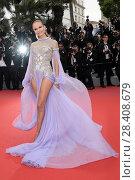 Купить «Natasha Poly 'Blackkklansman' premiere, 71st Cannes Film Festival, 14 May 2018.», фото № 28408679, снято 14 мая 2018 г. (c) age Fotostock / Фотобанк Лори