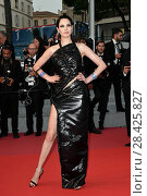 Купить «Hanaa Ben Abdesslem during 'Burning' premiere, 71st Cannes Film Festival, Cannes 16 May 2018.», фото № 28425827, снято 16 мая 2018 г. (c) age Fotostock / Фотобанк Лори