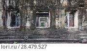 Купить «Ruins of Banteay Kdei temple, Angkor, Siem Reap, Cambodia», фото № 28479527, снято 19 декабря 2016 г. (c) Ingram Publishing / Фотобанк Лори