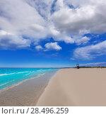 Купить «Alaior Cala Son Bou in Menorca turquoise beach at Balearic islands», фото № 28496259, снято 26 мая 2013 г. (c) Ingram Publishing / Фотобанк Лори