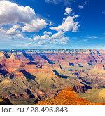 Купить «Arizona Grand Canyon National Park Mother Point in USA», фото № 28496843, снято 14 апреля 2013 г. (c) Ingram Publishing / Фотобанк Лори