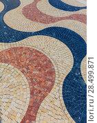 Купить «Alicante la Explanada de Espana mosaic of marble tiles flooring in Spain», фото № 28499871, снято 21 января 2014 г. (c) Ingram Publishing / Фотобанк Лори