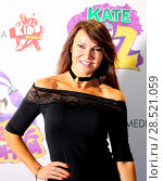 Купить «'Kate in Oz' Premiere at the Curson Soho Special episode of Kate & Mim-Mim: entitled Kate in Oz, which airs on CBeebies (29Oct16) Featuring: Lizzie Cundy...», фото № 28521059, снято 22 октября 2016 г. (c) age Fotostock / Фотобанк Лори