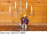 Купить «Алла Пугачева. Авторская кукла», эксклюзивное фото № 28577483, снято 11 июня 2018 г. (c) Александр Щепин / Фотобанк Лори