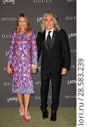Купить «The 2016 LACMA Art + Film Gala Featuring: Mitch Glazer, Kelly Lynch Where: Los Angeles, California, United States When: 30 Oct 2016 Credit: Apega/WENN.com», фото № 28583239, снято 30 октября 2016 г. (c) age Fotostock / Фотобанк Лори