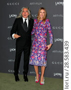 Купить «2016 LACMA Art + Film Gala Honoring Robert Irwin And Kathryn Bigelow Presented By Gucci Featuring: Mitch Glazer, Kelly Lynch Where: Los Angeles, California...», фото № 28583439, снято 30 октября 2016 г. (c) age Fotostock / Фотобанк Лори