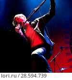 Купить «Slaves and Life perform at the O2 Academy Leeds England Featuring: Life Where: Leeds, United Kingdom When: 15 Nov 2016 Credit: WENN.com», фото № 28594739, снято 15 ноября 2016 г. (c) age Fotostock / Фотобанк Лори