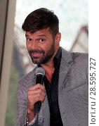 Купить «Press Conference To Announce Ricky Martin as New Resident Headliner at Park Theater at Monte Carlo Featuring: Ricky Martin Where: Las Vegas, Nevada, United...», фото № 28595727, снято 16 ноября 2016 г. (c) age Fotostock / Фотобанк Лори