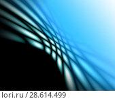 Купить «Abstract soft blue background for design», иллюстрация № 28614499 (c) ElenArt / Фотобанк Лори