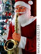 Купить «Christmas market. Santa claus.», фото № 28632519, снято 17 ноября 2018 г. (c) age Fotostock / Фотобанк Лори