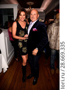 Купить «Real Housewives of New York attend the Beauty for Freedom event at Bagatelle in New York Featuring: Countess Luann de Lesseps, Tom D'Agostino Where: Manhattan...», фото № 28669335, снято 7 декабря 2016 г. (c) age Fotostock / Фотобанк Лори