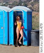 Купить «Blanca Blanco poses in a yellow swimsuit during a New Year's Day photoshoot on Malibu Beach Featuring: Blanca Blanco Where: Malibu, California, United States When: 01 Jan 2017 Credit: WENN.com», фото № 28755479, снято 1 января 2017 г. (c) age Fotostock / Фотобанк Лори