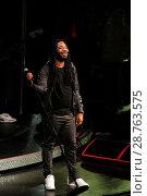Купить «D.R.A.M. making his debut performance at Drai's nightclub in the Cromwell Hotel & Casino in Las Vegas, Nevada. Featuring: Shelley Marshaun Massenburg-Smith...», фото № 28763575, снято 28 января 2017 г. (c) age Fotostock / Фотобанк Лори