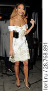 Купить «Various celebrities attend the BAFTA's InStyle EE Rising Star Party in London Featuring: Sarah Jane Crawford Where: London, United Kingdom When: 02 Feb 2017 Credit: WENN.com», фото № 28768891, снято 2 февраля 2017 г. (c) age Fotostock / Фотобанк Лори