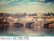 Купить «Day view of Prague», фото № 28780755, снято 21 ноября 2011 г. (c) Яков Филимонов / Фотобанк Лори