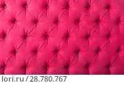 Купить «pink textile texture», фото № 28780767, снято 15 октября 2018 г. (c) Яков Филимонов / Фотобанк Лори
