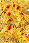 Купить «Bunches of ripe rowan.», фото № 28803763, снято 13 октября 2017 г. (c) Акиньшин Владимир / Фотобанк Лори