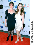 Купить «Amy Chaffee and Juliette Lemar attending the 10th Annual Toscars ceremony, held at the prestigious Renberg Theater in Los Angeles, California. Featuring...», фото № 28829827, снято 23 февраля 2017 г. (c) age Fotostock / Фотобанк Лори