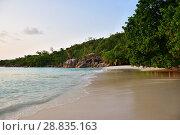 Anse Lazio beach, Seychelles (2011 год). Стоковое фото, фотограф Знаменский Олег / Фотобанк Лори