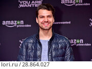 Купить «World premiere of 'You Are Wanted' Amazon original series at CineStar Sony Center at Potsdamer Platz square. - Arrivals Featuring: Jimi Blue Ochsenknecht...», фото № 28864027, снято 15 марта 2017 г. (c) age Fotostock / Фотобанк Лори
