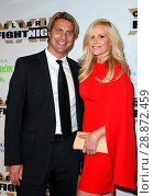 Купить «Muhammad Ali's Celebrity Fight Night at JW Marriott Desert Ridge Resort & Spa - Arrivals Featuring: Gena Lee Nolin, Cale Hulse Where: Phoenix, Arizona...», фото № 28872459, снято 18 марта 2017 г. (c) age Fotostock / Фотобанк Лори