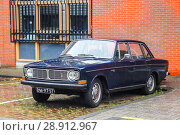 Купить «Volvo 144», фото № 28912967, снято 10 августа 2014 г. (c) Art Konovalov / Фотобанк Лори