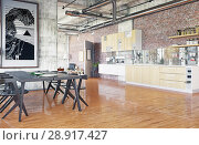 Купить «modern loft.», фото № 28917427, снято 20 октября 2018 г. (c) Виктор Застольский / Фотобанк Лори