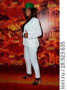 Queen Latifah at the after_party for HBO Post_Emmy Awards Reception 2015 _ Part 2, The Plaza at the Pacific Design Center, Los Angeles, CA September 20... Редакционное фото, фотограф Sara Cozolino/Everett Collection / age Fotostock / Фотобанк Лори