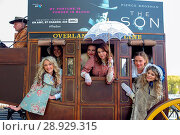 Купить «The launch of the AMC original series 'The Son' in London. The 10-part drama starring Pierce Brosnan will debut on Tuesday 18th April at 9:00pm in the...», фото № 28929315, снято 18 апреля 2017 г. (c) age Fotostock / Фотобанк Лори