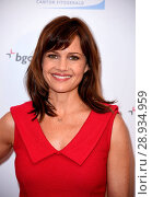 Carla Gugino in attendance for BGC Partners Charity Day to Commemorate 9/11, BGC Partners, New York, NY September 12, 2016. Photo By: Derek Storm/Everett Collection. Редакционное фото, фотограф Derek Storm/Everett Collection / age Fotostock / Фотобанк Лори