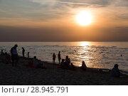 Купить «Poland, Pomerania - Krynica Morska on the Fresh Spit (Baltic Sea)», фото № 28945791, снято 26 августа 2015 г. (c) Caro Photoagency / Фотобанк Лори