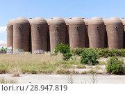 Купить «Valencia, Spain, ruin in Valencia», фото № 28947819, снято 5 июня 2017 г. (c) Caro Photoagency / Фотобанк Лори