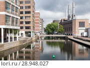 Купить «Rotterdam, Netherlands, center of Rotterdam», фото № 28948027, снято 23 июля 2017 г. (c) Caro Photoagency / Фотобанк Лори
