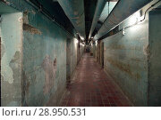 Купить «Germany, North Rhine-Westphalia bunker museum in Oberhausen», фото № 28950531, снято 16 марта 2016 г. (c) Caro Photoagency / Фотобанк Лори