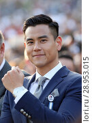 Купить «Hong Kong, China, Portrait of actor Eddie Peng», фото № 28953015, снято 10 декабря 2017 г. (c) Caro Photoagency / Фотобанк Лори