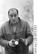 Купить «Berlin, GDR, Manfred Krug, actor», фото № 28953551, снято 17 марта 1963 г. (c) Caro Photoagency / Фотобанк Лори