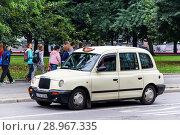 Купить «LTI TX1», фото № 28967335, снято 12 сентября 2013 г. (c) Art Konovalov / Фотобанк Лори