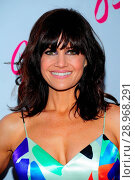 Carla Gugino at arrivals for GIGI The Musical Opening Night Revival on Broadway, Neil Simon Theatre, New York, NY April 8, 2015. Photo By: Gregorio T. Binuya/Everett Collection. Редакционное фото, фотограф Gregorio T. Binuya/Everett Collection / age Fotostock / Фотобанк Лори