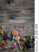 Купить «Background for Halloween», фото № 29090599, снято 14 сентября 2018 г. (c) Типляшина Евгения / Фотобанк Лори