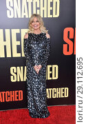 Купить «Film premiere of 'Snatched' held at the Regency Village Theatre - Arrivals Featuring: Goldie Hawn Where: Los Angeles, California, United States When: 11 May 2017 Credit: Apega/WENN.com», фото № 29112695, снято 11 мая 2017 г. (c) age Fotostock / Фотобанк Лори