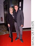 Купить «Celebrities attending the 6. Deichmann Shoe Step Award 2017 at Curio Haus, Hamburg Featuring: Tanja Schumann, Stefan Burmeister Where: Hamburg, Germany...», фото № 29113675, снято 16 мая 2017 г. (c) age Fotostock / Фотобанк Лори