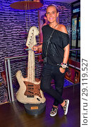 Купить «25th anniversary party Hard Rock Cafe. Featuring: Natascha Ochsenknecht Where: Berlin, Germany When: 18 May 2017 Credit: AEDT/WENN.com», фото № 29119527, снято 18 мая 2017 г. (c) age Fotostock / Фотобанк Лори
