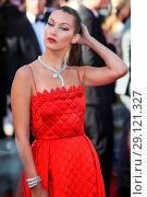 Купить «70th annual Cannes Film Festival - 'Okja' - Premiere Featuring: Bella Hadid Where: Cannes, France When: 19 May 2017 Credit: John Rainford/WENN.com», фото № 29121327, снято 19 мая 2017 г. (c) age Fotostock / Фотобанк Лори