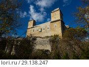Купить «Castle of Diosgyor, Miskolc», фото № 29138247, снято 30 октября 2017 г. (c) Яков Филимонов / Фотобанк Лори