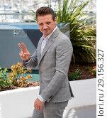 Купить «70th Cannes Film Festival - 'Wind River' - Photocall Featuring: Jeremy Renner Where: Cannes, France When: 20 May 2017 Credit: John Rainford/WENN.com», фото № 29156327, снято 20 мая 2017 г. (c) age Fotostock / Фотобанк Лори