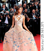 Купить «70th Cannes Film Festival - 'The Killing of the Sacred Deer' - Red Carpet Featuring: Jourdan Dunn Where: Cannes, United Kingdom When: 22 May 2017 Credit: John Rainford/WENN.com», фото № 29161371, снято 22 мая 2017 г. (c) age Fotostock / Фотобанк Лори